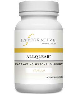 AllQlear 60 tabs Integrative Therapeutics