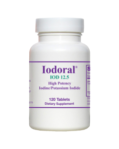 Iodoral 12.5 mg 120 tabs by Optimox