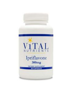 Ipriflavone 300 mg 90 vcaps by Vital Nutrients