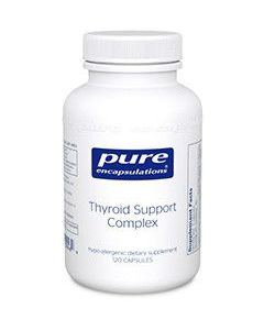Thyroid Support Complex 120 Pure Encapsulations
