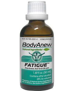 BodyAnew Fatigue Alertness Aid Oral Drops 50 ml  by MediNatura