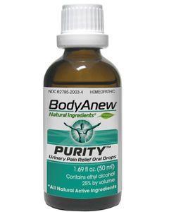 BodyAnew Purity Oral 50 ml (formerly Berberis Homaccord)  by MediNatura
