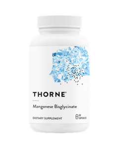 Manganese Bisglycinate 60 caps Thorne Research