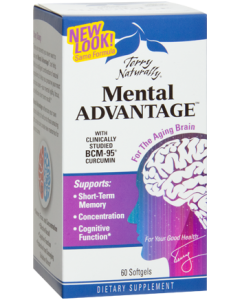 Mental Advantage 60sg by Terry Naturally