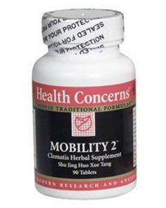 Mobility 2 90 tabs Health Concerns
