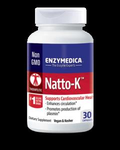 Natto-K 30 caps by Enzymedica