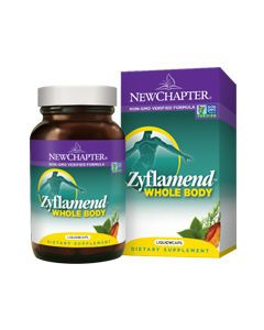 Zyflamend Whole-Body 120 softgels New Chapter