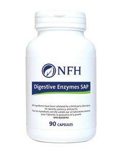 Digestive Enzymes SAP 90 caps NFH