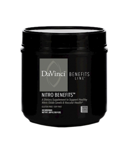 Nitro Benefits 309g Davinci Labs