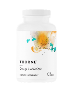 Omega-3 with CoQ10 90 gelcaps Thorne Research