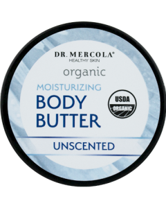 Organic Body Butter Unscented