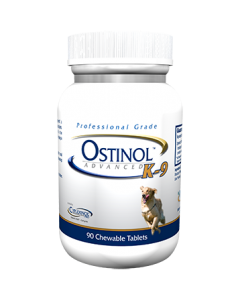 Ostinol Advanced K-9 90 chews ZyCal Bioceuticals