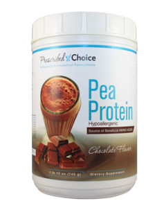 Pea Protein Chocolate 740g by Prescribed Choice