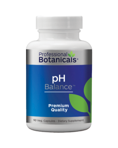 pH Balance 90 vcaps Professional Botanicals