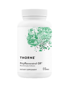 PolyResveratrol-SR 60 caps Thorne Research