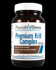 Premium Krill Complex 60 softgels by Prescribed Choice
