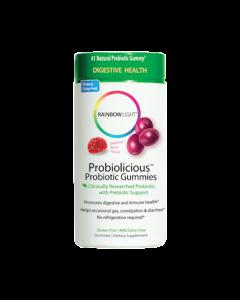 Probiolicious 50 Gummies by Rainbow Light Nutrition