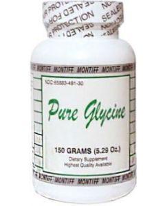Pure Glycine Powder 150g by Montiff