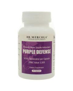 Purple Defense 30 capsules Dr. Mercola