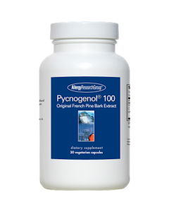 Pycnogenol 100 30 vcaps Allergy Research Group