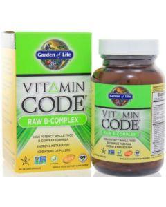 Vitamin Code RAW B-Complex 60 vcaps Garden of Life