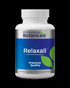 Relax All 60 caps Professional Botanicals