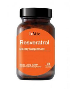 Resveratrol 60caps 100mg by InVite Health