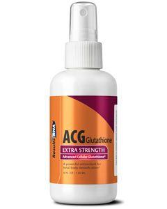 ACG Glutathione Extra Strength 4oz by Results RNA