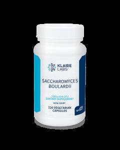 Saccharomyces Bourlardii 120 vegcaps Klaire Labs