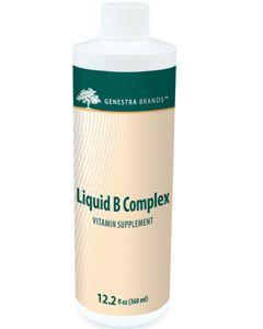 Liquid B Complex 12.2 oz Genestra / Seroyal
