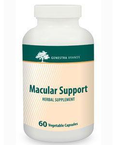 Macular Support 60 vcaps Genestra / Seroyal