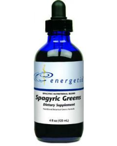 Spagyric Greens 4 oz by Energetix