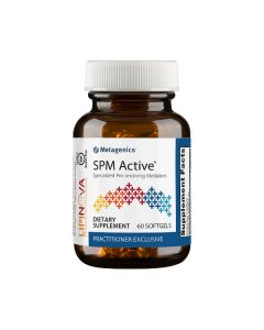 SPM Active 60 sgles (formerly OmegaGenics SPM Active) Metagenics