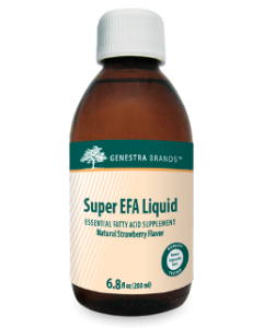 Super EFA Strawberry 6.8 oz Genestra / Seroyal