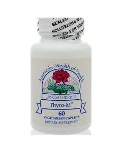 Thyro-M 60 vcaplets by Ayush Herbs