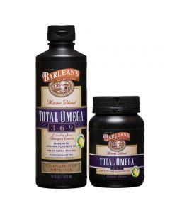 Total Omega Barleans