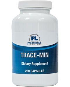 Trace-Min 250 caps Progressive Labs