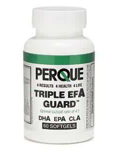 Triple EFA Guard 60 gels Perque