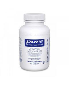 UltraMag Magnesium 120 caps Pure Encapsulations