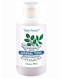 Adrenal Tonic 4 oz Vitanica