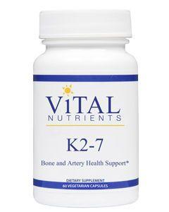 K2-7 60 vcaps by Vital Nutrients