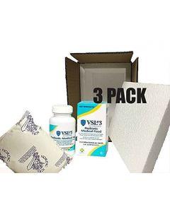 vsl#3 caps 3 pack