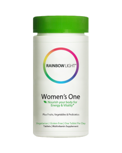 Women's One Multivitamin 90 tabs by Rainbow Light Nutrition