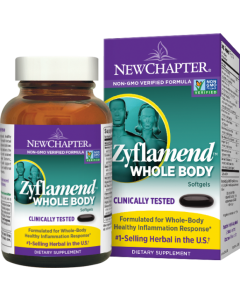 Zyflamend Whole-Body 60 softgels New Chapter