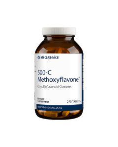 500-C Methoxyflavone 270 tabs Metagenics