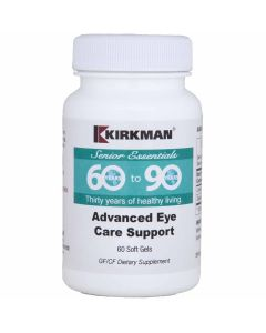 60-90 Advanced Eye Care Support 60 sgels Kirkman