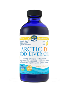 Arctic Omega Lemon Liquid