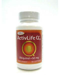 ActivLife Q10 Ubiquinol 50 mg