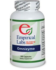 Omnizyme 180 caps Empirical Labs
