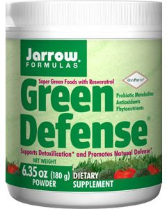 Green Defense (30 servings) 6.35 oz by Jarrow Formulas